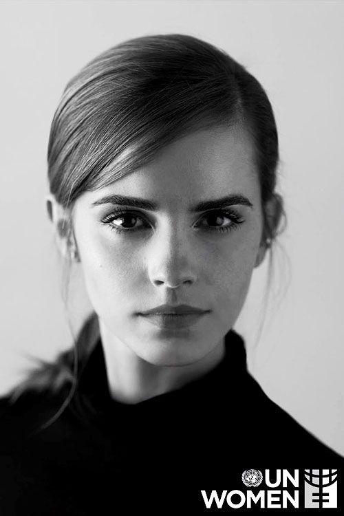 Emma Watson // UN Women Goodwill Ambassador