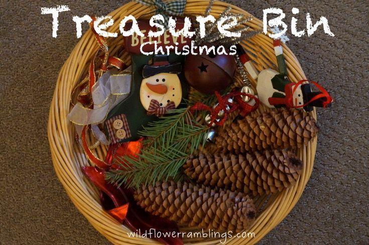 Treasure Bin: Christmas