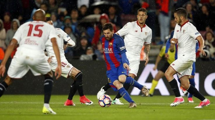 Ter Stegen warns Juventus pointing to Messi's prodigy against Sevilla