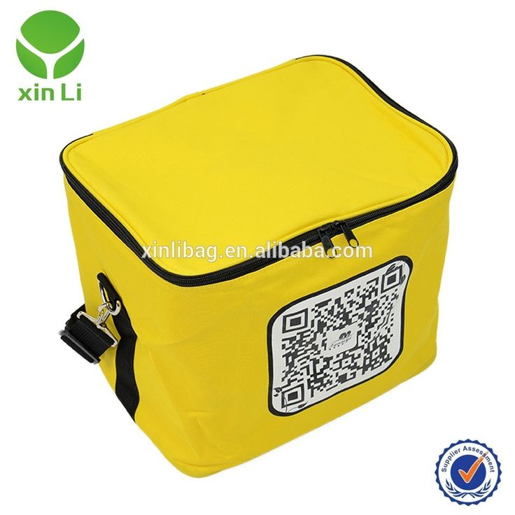 600D 18L insulated drink cooler bag