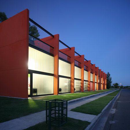 Ateliers Ciudad de las Artes by Lucio Morini and GGMPU Architects