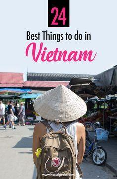Top 24 Best Things to Do in Vietnam