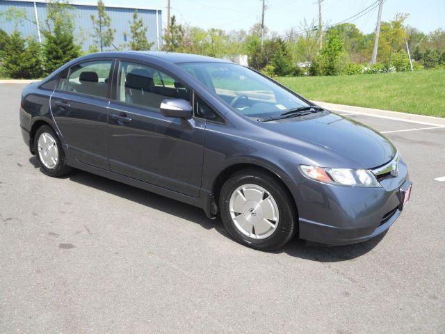 2008 Honda Civic Hybrid, 105,000 miles, $8,700.