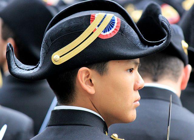 14 juillet 2015 - le défilé militaire sur les Champs-Elysées