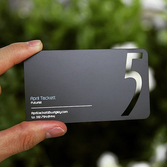Premium Metal Business Cards. Free Custom Design & Free Shipping On All Orders!