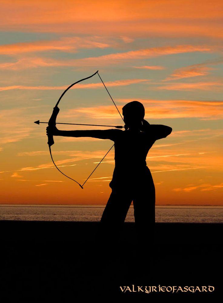 Archer by valkyrieofasgard.deviantart.com on @DeviantArt