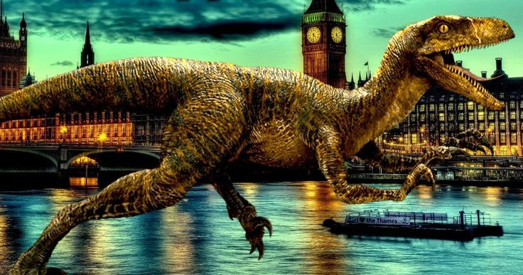 Jurassic World 2 Begins Production in London -- Producer Frank Marshall shares a photo from his London office as production begins on the highly-anticipated Jurassic World 2. -- http://movieweb.com/jurassic-world-2-shooting-start-date-london/