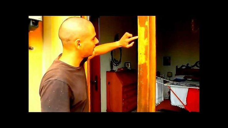 Piccola guida per sverniciare il legno