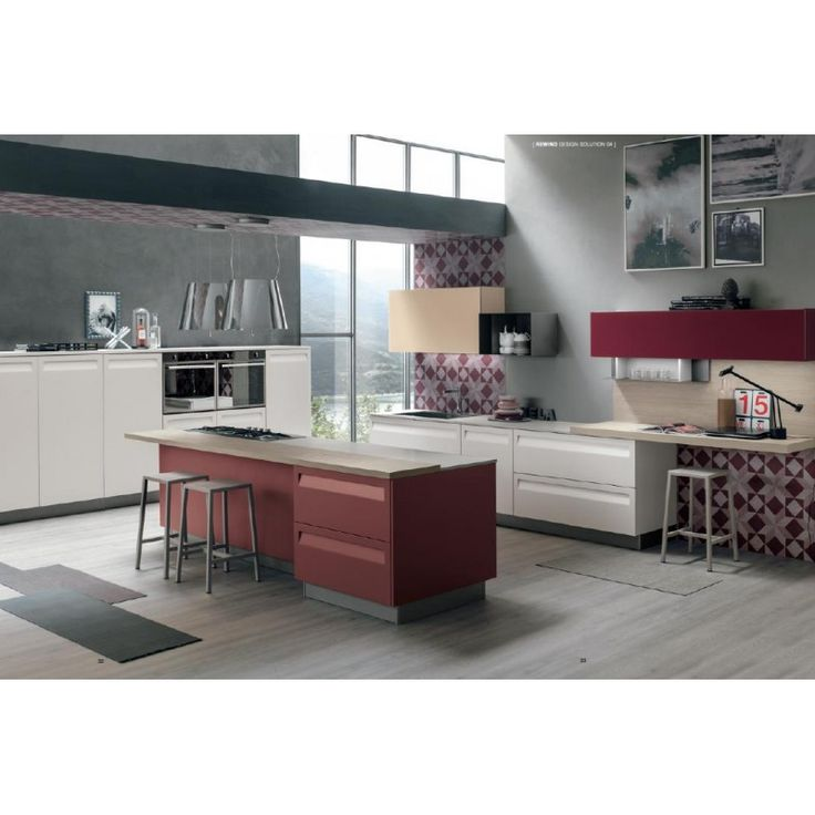 Kitchen #Stosa #Rewind #ambermebel #mebelitalii #Italianfurniture