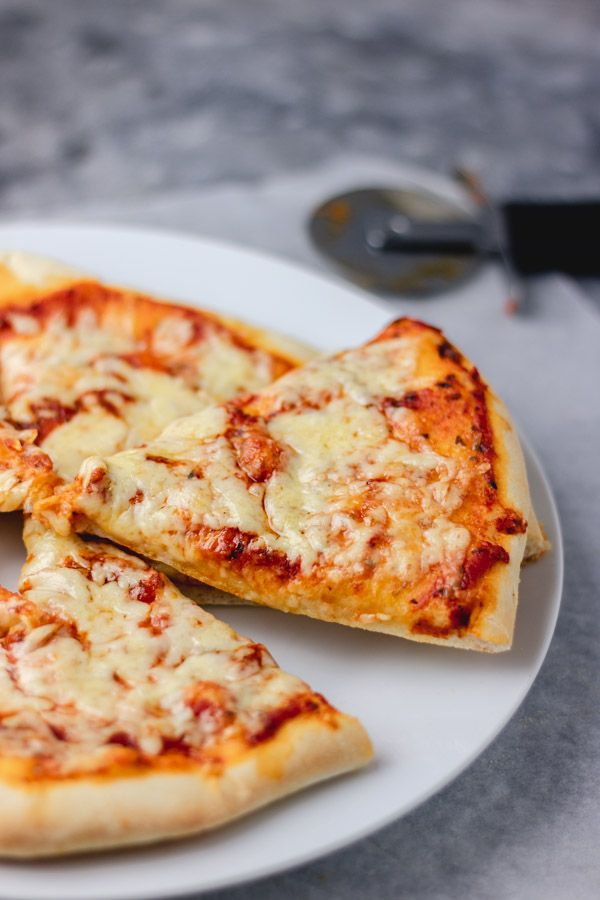 Easy Cheese And Tomato Pizza Recipe Easy Cheese Pizza Recipes