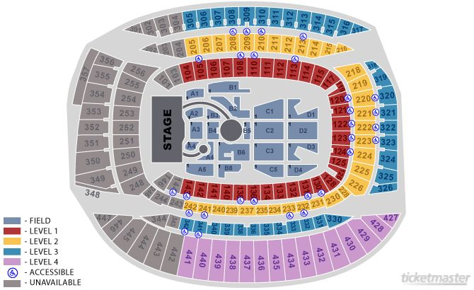 FLOOR SEATS!!!2 TICKETS SECTION B1 ROW 25 SEATS 1&2 Venue Name: Soldier FieldVenue City: ChicagoVenue State/Province: ILEvent Date: 07/23/2016Event Ti... #seats #floor #chicago #tickets #coldplay