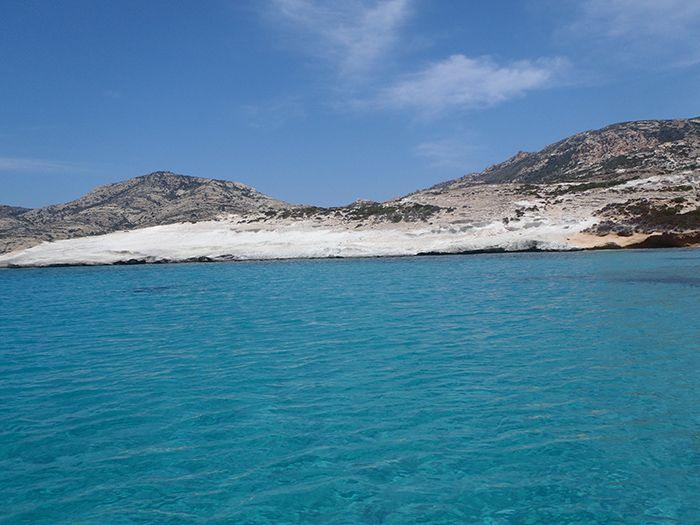 South coast, Crete