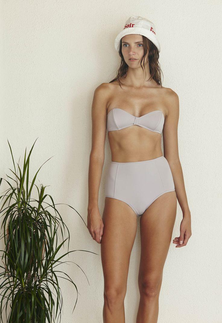 Oh Cheri Bikini Set in Lavender  http://www.bowerswimwear.com/collections/spring-2016-francois/products/lamour-bikini-lavender