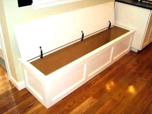 Indoor Storage Bench Plans Kitchen Storage Bench Plans Indoor Storage Bench Seat Seating Outdoor In 2020 Kitchen Storage Bench Storage Bench Seating Diy Storage Bench