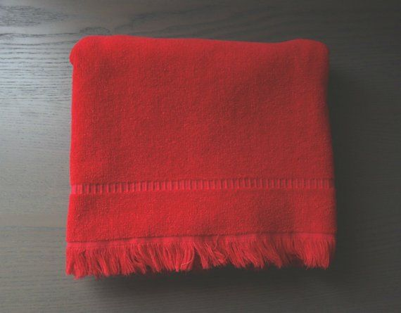 Vintage Cannon Towel 2 Available Royal Family Bath Towel In