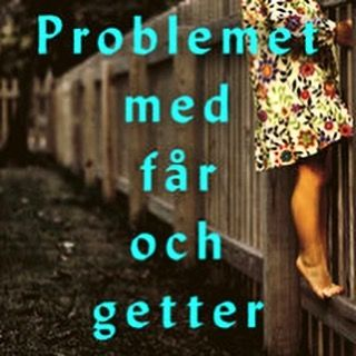 En recension av #problemetmedfårochgetter finns nu på #Binasbooks #bokrecension #joannacannon #louisebäckelinförlag
