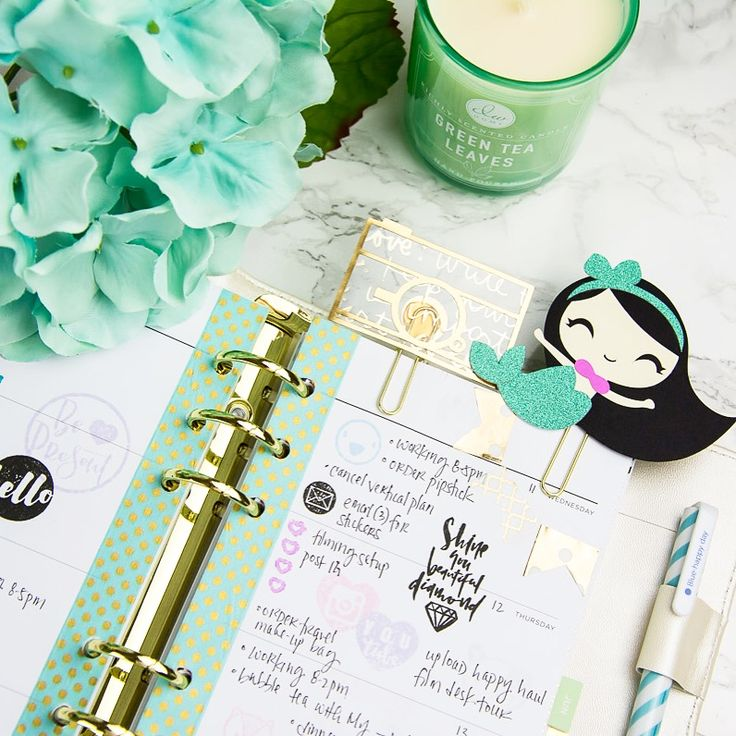 Hi guys! I have been recently working on different layouts for my planners!  #plannerlove If you're a planner addict like me, you'll definitely appreciate this post!  I've been incoporating clear stamps, washi tapes, stickers, calligraphy and card stock into my planner spreads!  Are you addicted to planners too?   How do you guys decorate your …