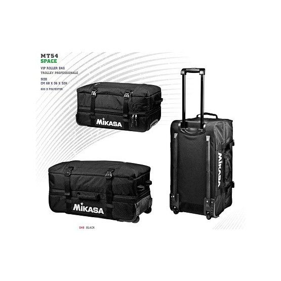 Mikasa Space Trolley gurulós táska