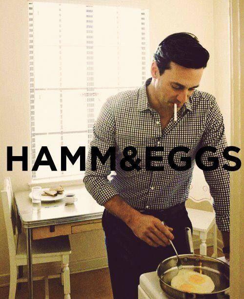 Hamm & Eggs