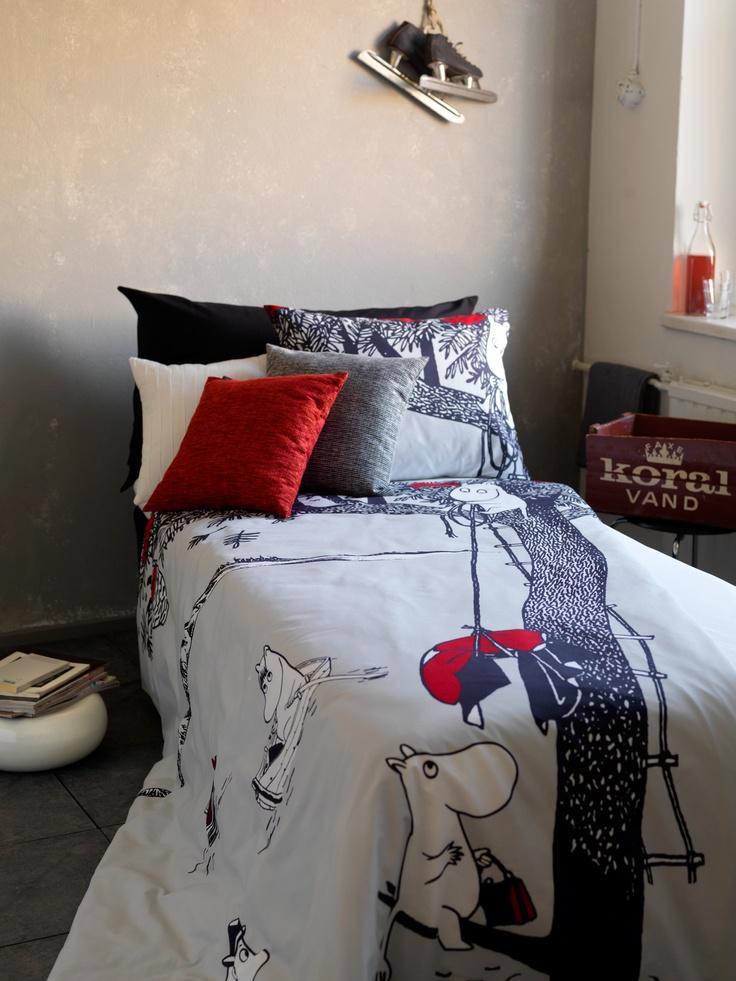 Finlayson Retkimuumi bed linen set I Retkimuumi-pussilakanasetti 52 €