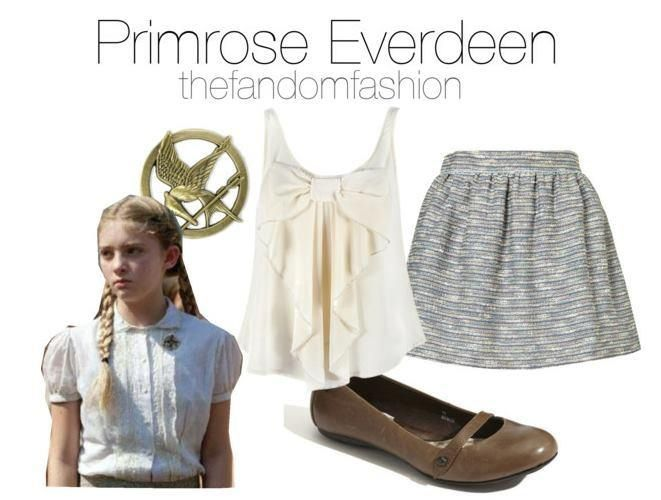 more from the primrose everdeen collection - Primrose Everdeen Halloween Costume