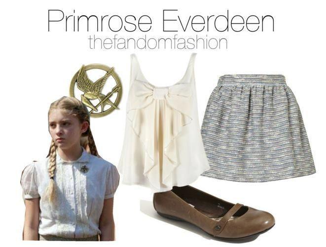 more from the primrose everdeen collection - Primrose Everdeen Halloween Costume