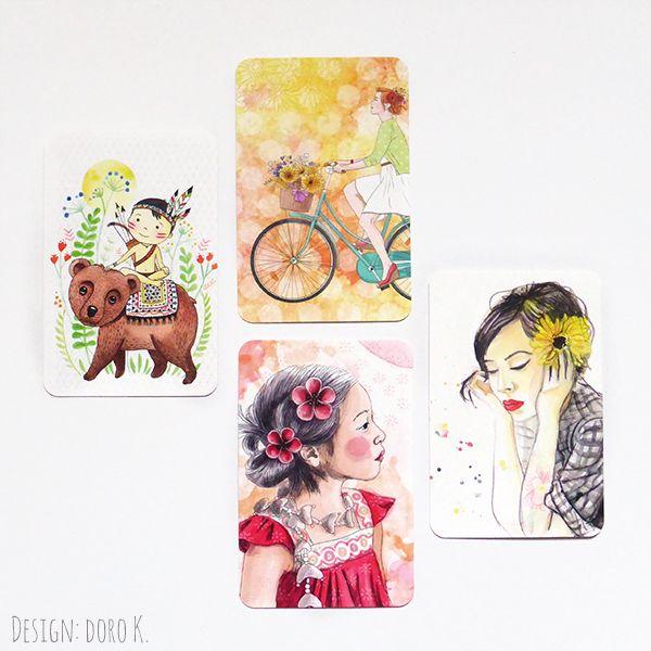 business cards; #business #card #design #illustration