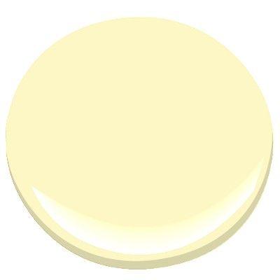 Butter from Benjamin moore