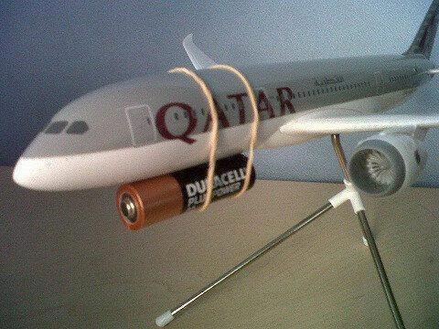 787 BATTERY DURACEL