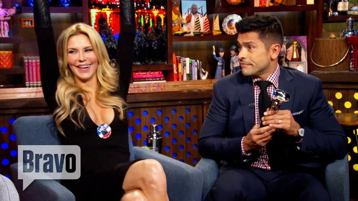 Brandi Glanville grills Andy Cohen in a Special One-on-One. And now this clip may be part of a lawsuit filed against her by Joanna Krupa. Read lots more at: http://allaboutthetea.com/2015/01/23/joanna-krupa-files-lawsuit-against-brandi-glanville/