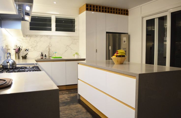 Eclectic Modern Kitchen