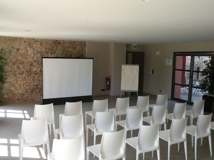 Pour vos réunions professionnelles... #bastideduclos #closdesroses