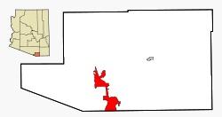 Nogales, Arizona - Wikipedia, the free encyclopedia