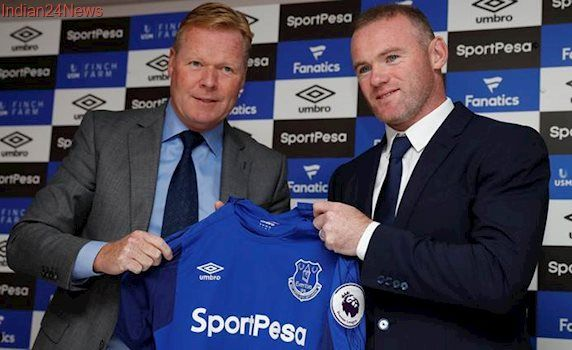 Wayne Rooney's love-hate relationship with the Goodison Park faithful