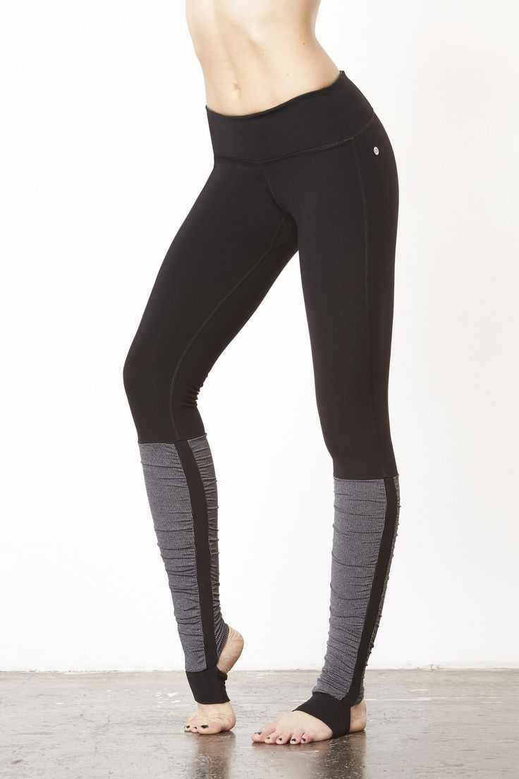 22 Fitness-y Gifts To Snap Up For Your Healthy Buddies #refinery29  http://www.refinery29.com/2014/11/78282/fitness-gift-guide-2014#slide17  For your friend who loves barre classes, these leggings have built-in leg warmers.