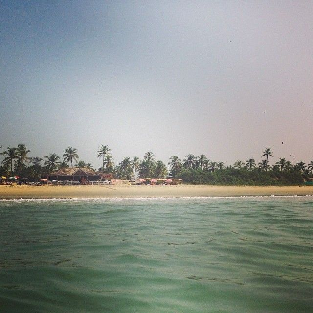 #goa #colva #beach #colvabeach #море #гоа #индия #india - nikolaiivanov @ Instagram Web Interface - 5th village