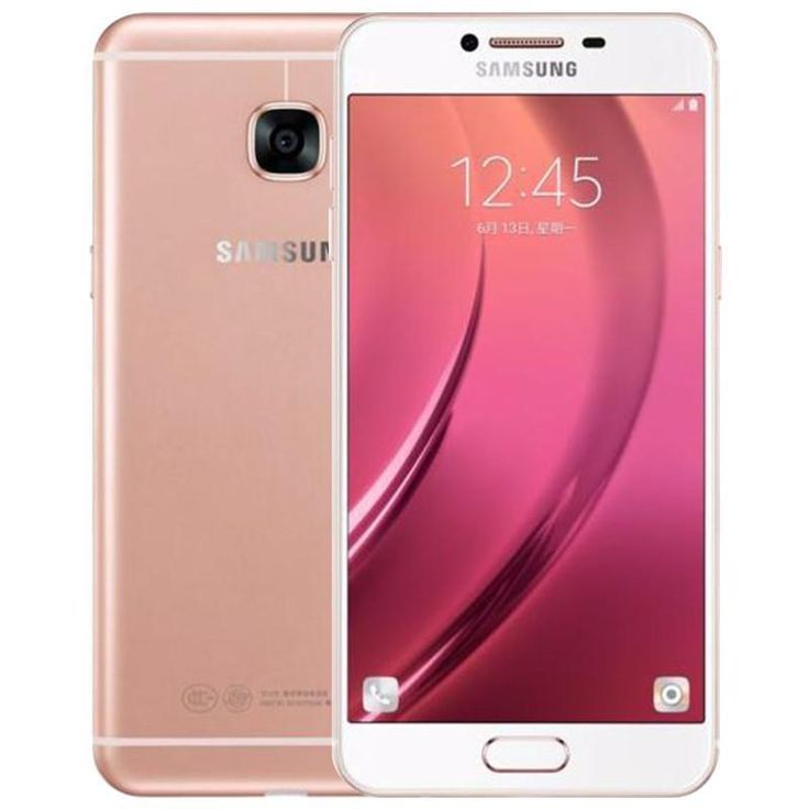 Samsung Galaxy C5 Mobile Phone 5.2 inch Dual SIM Android Phone, Rose Gold, Grey, Black, Silver, Gold