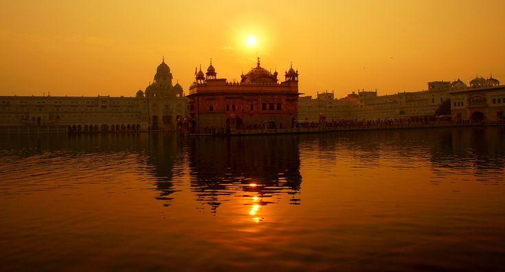 Harmandir Sahib Golden Temple - India