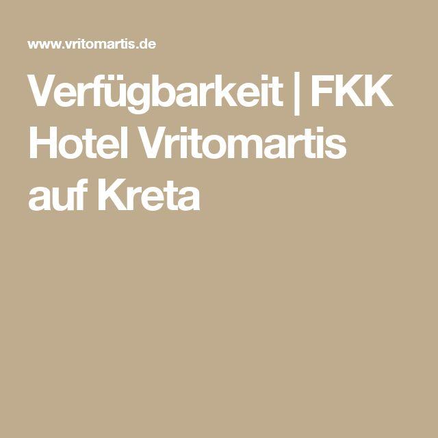 Verfügbarkeit   FKK Hotel Vritomartis auf Kreta