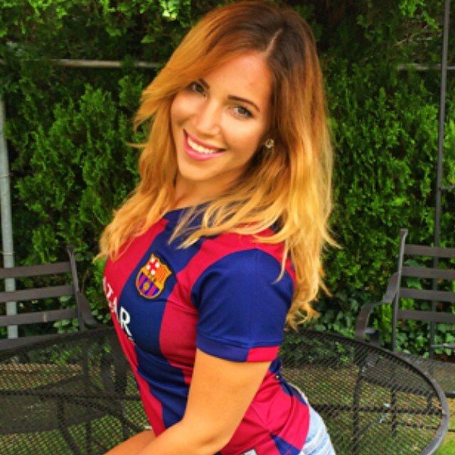 sexy barcelona girls