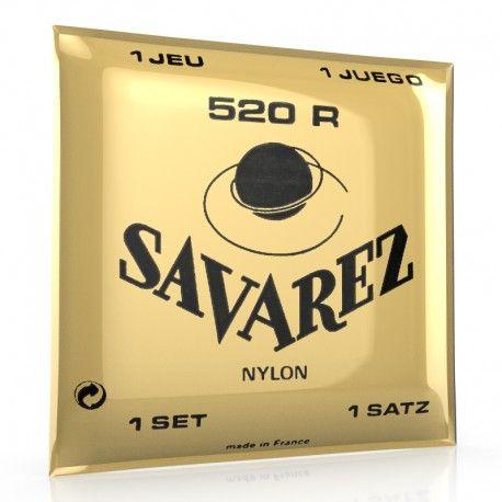 cordes Savarez Rouge 520R