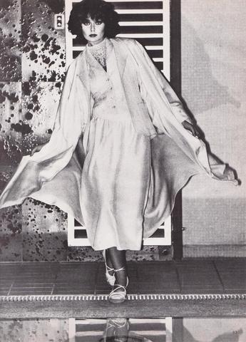 Anjelica Huston 70s