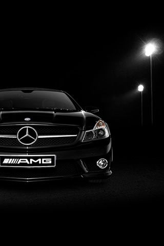 ♂ Masculine & elegance Car Black Mercedes AMG