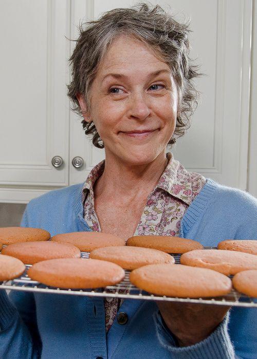 Carol Peletier The Walking Dead Saison 6 Episode 12 |  Non Demain Pourtant,
