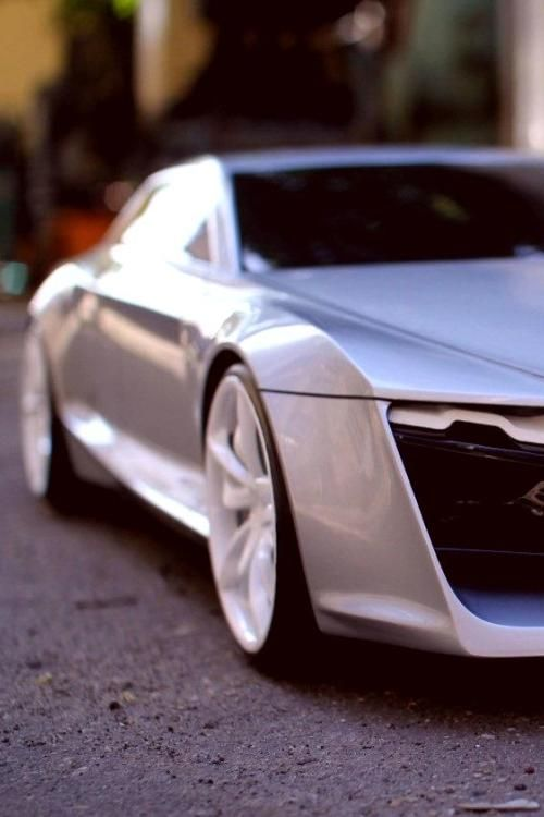 Audi R9 concept car, 2015.