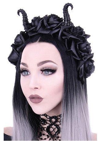 Restyle Diabolical & Roses Headband, £17.99