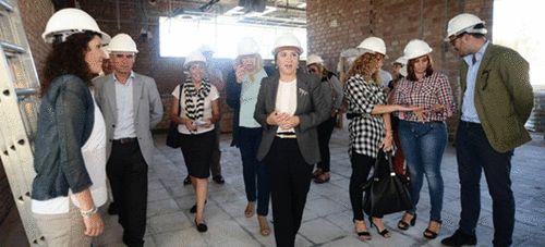 La Junta finalizará la construcción de la estación de autobuses de Motril en diciembre