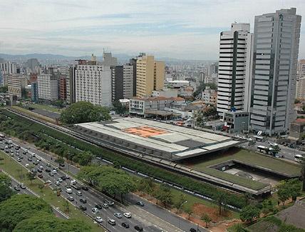 CCSP centro cultural sao paulo