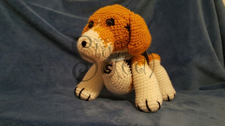 Model 1 - Must Have  Beagle customized to a friend