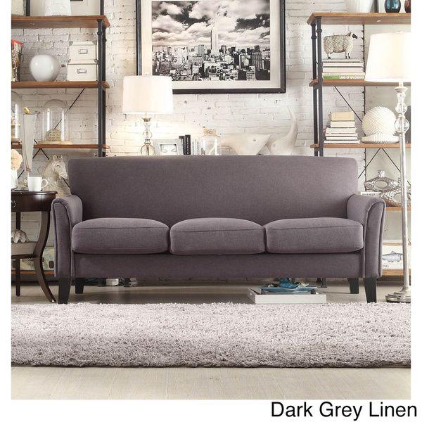 tribecca home uptown modern sofa - Uptown Modern Furniture Toronto
